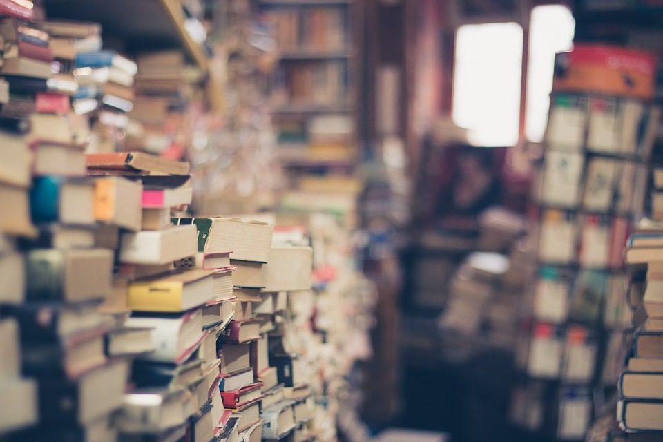 Dunia saya: Buku