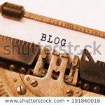 Menyapa Kembali Blog Ini