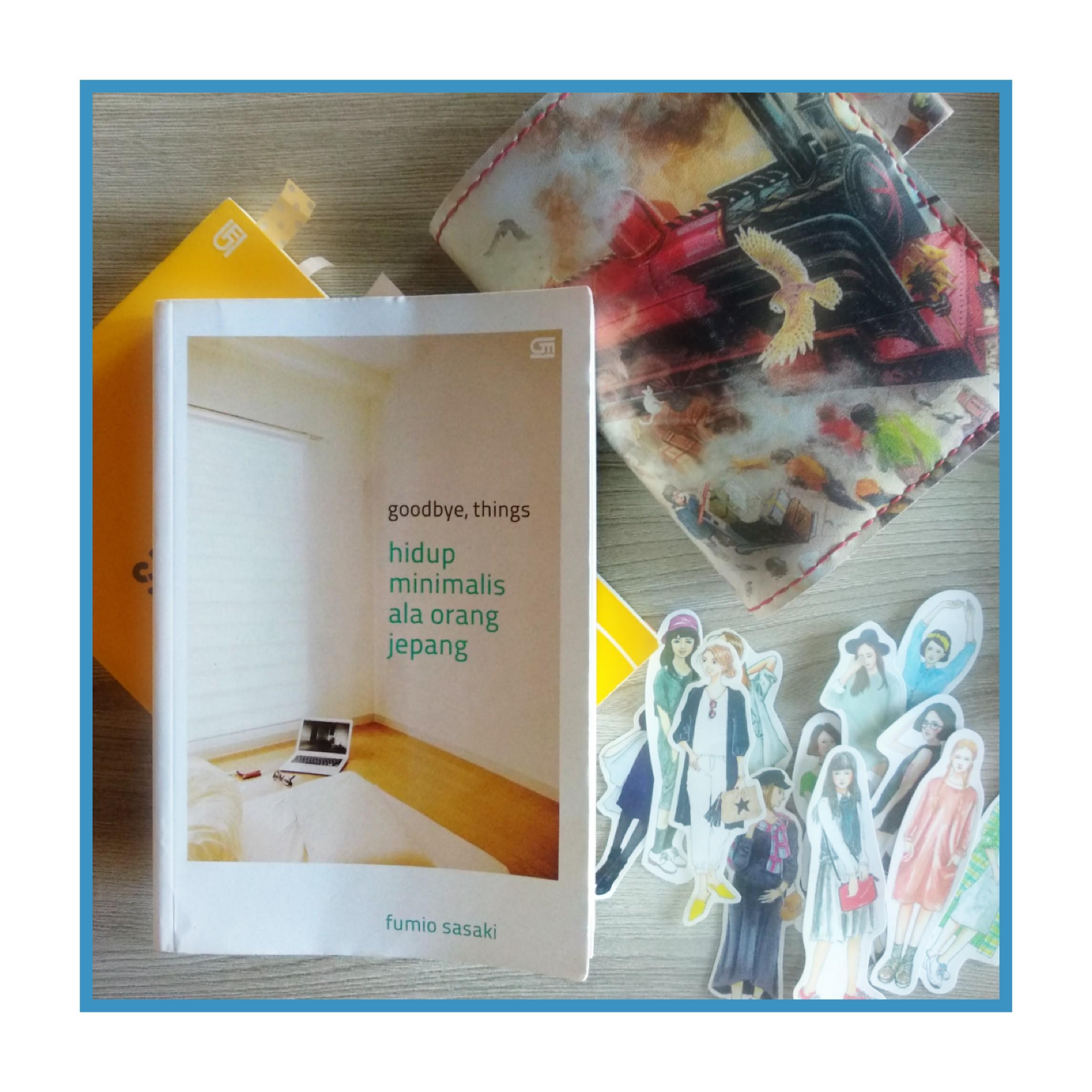 Buku Minimalis ala orang Jepang